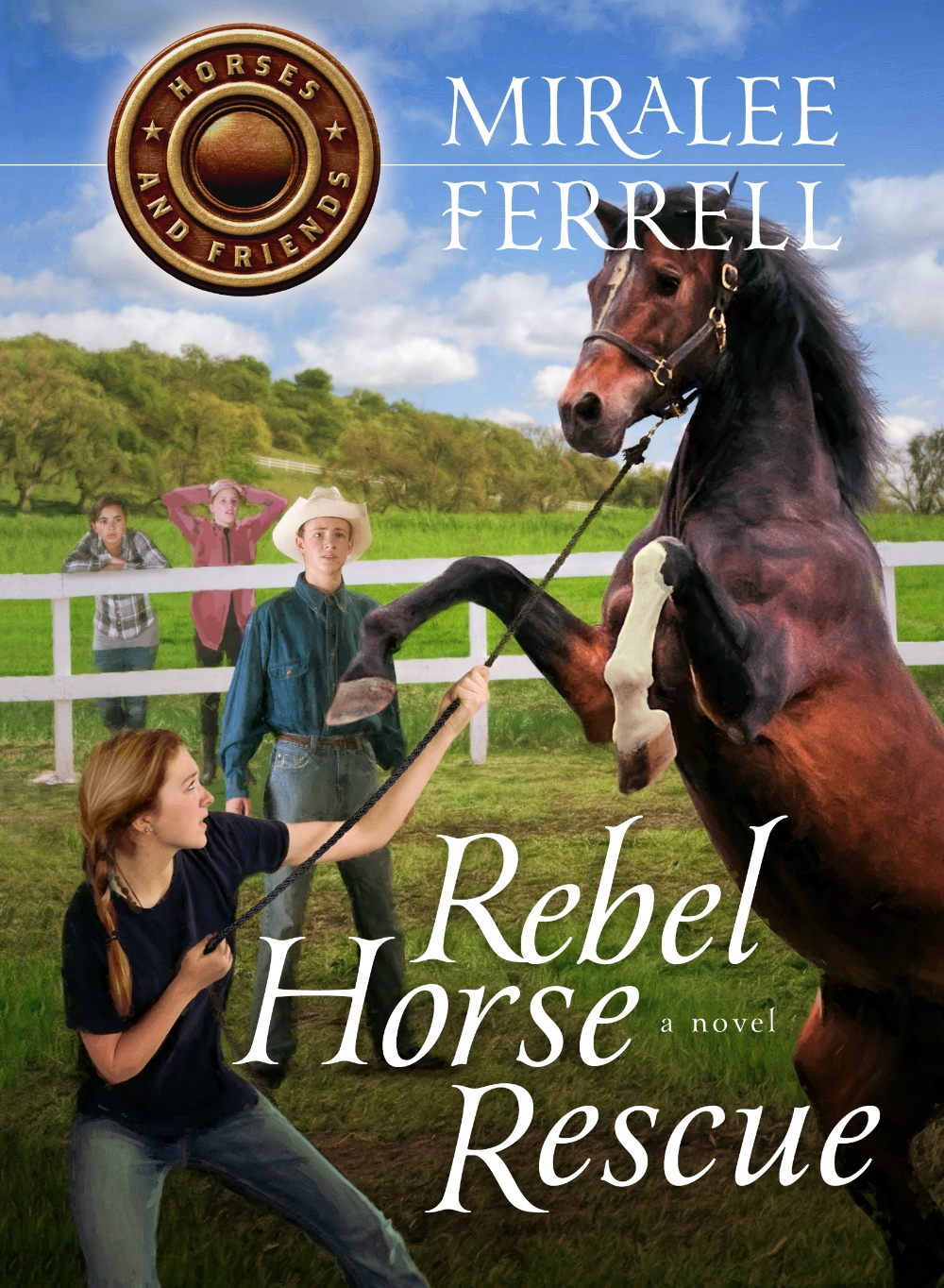 Rebel Horse Rescue–book Five–available To Order Through Stores Everywhere