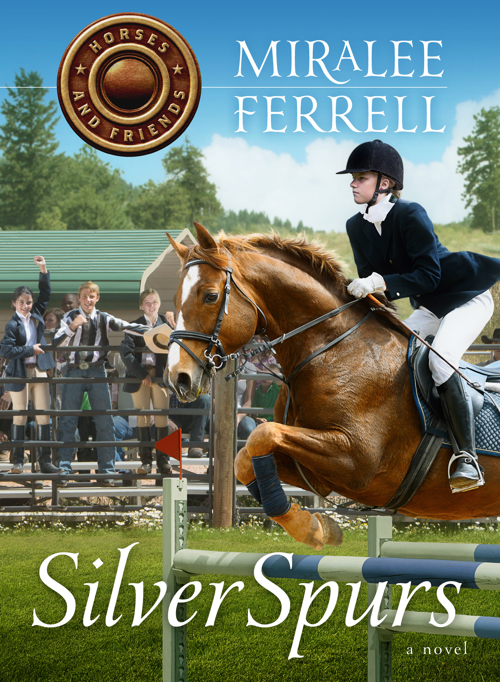 Silver Spurs–book Two